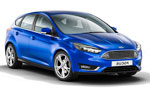 rent a Ford Focus<br>Renault Megane