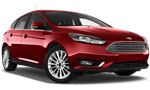 rent a Ford Focus<br>Opel Astra