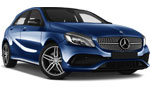 rent a Mercedes A Class Auto (Mercedes Guaranteed)