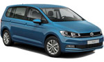 rent a VW Touran 7p