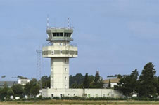 Control Tower of Jerez Aiport